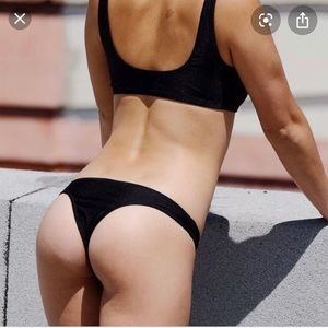 American Apparel Bali bikini bottom